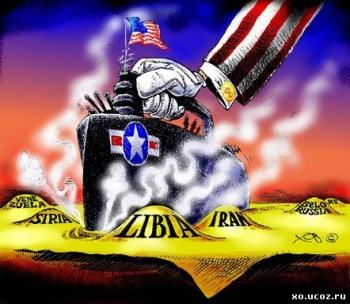 Демократия до Третьей мировой войны доведёт