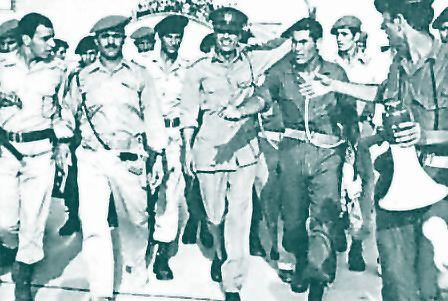 """1 сентября 1969 - Революция """"Аль-Фатех"""" в Ливии"""